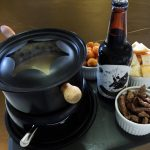 Evento Fondue e Imperial Stout